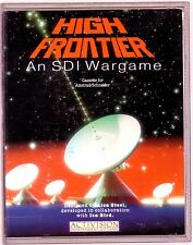High Frontier (Activision) Amstrad - GC & Complete (double jewel)