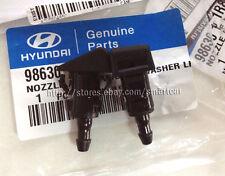 2011 2012 2013 2014 Hyundai Accent OEM Windshield Washer Nozzle (2pcs)