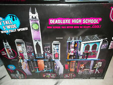 Monster High School Large Deadluxe High school New