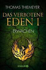 Das verbotene Eden 1 von Thomas Thiemeyer UNGELESEN