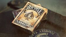 Bicycle Vintage 1800 Blue Marked Deck Custom Playing Cards - Ellusionist 3rd Gen