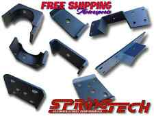 "ST 1997-2003 Ford F150 2wd 6"" Rear Drop Lowering Flip Kit C-Notch CNotch"