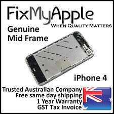 iPhone 4 OEM Mid Middle Frame Bezel Metal Plate Chassis Housing New Replacement