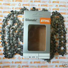 "36"" 90cm Genuine Stihl RS3 Chainsaw Chain MS660 660 066 3/8 114 DL Tracked Post"