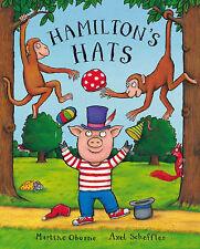 Hamilton's Hats by Martine Oborne (Paperback, 2008)