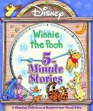 5-Minute Stories Ser.: Winnie the Pooh by Disney Book Group Staff and Laura...