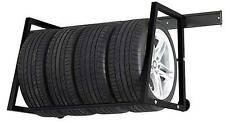 Car Wheel & Tyre Wall Mountable Storage Rack. Holds 180KG! Ideal for garage use!