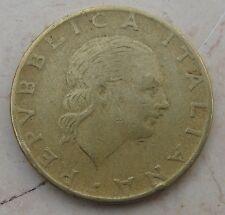 200 Lire Repubblica Italiana LAVORO 1979 BB -  n. 929