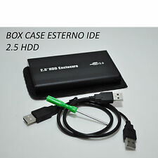 Box Esterno IDE 2,5'' HDD USB 2.0/3.0 Case PC Hard Disk