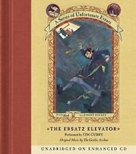The Ersatz Elevator  A Series of Unfortunate Events, Book 6  2003 by   ExLibrary