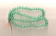 100 Glass Crow Beads 9 x 6 mm  In Your choice of colors 1 color per strand