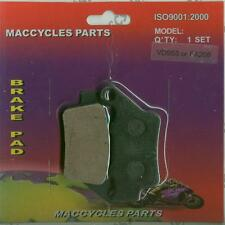 BMW Disc Brake Pads F650 2000-2014 Rear (1 set)