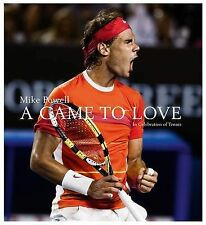 A Game to Love: In Celebration of Tennis, Powell, Mike, Good, Hardcover