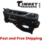 Timeny Ruger 10/22 Drop-In Competiton Trigger Group - Black Housing & Blue Shoe