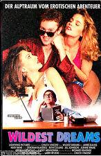 VHS -- Wildest DREAMS ( Bikini Genie ) -- (1990) - James Davies - Heidi Paine
