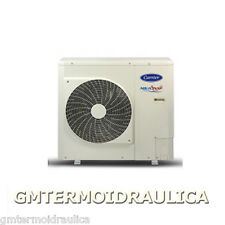 CARRIER MINI-CHILLER AQUASNAP PLUS INVERTER POMPA DI CALORE 4,9 KW 30AWH004HC
