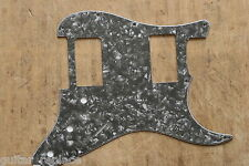 Golpeador Negro Perlado HH Stratocaster Pickguard 3 Capas Humbucker Strat Strato