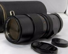 Used Sears 90-230mm f4.5 Pentax M4L Tele-Zoom Lens (SN 102850)