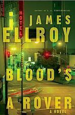 Blood's a Rover No. 3 by James Ellroy (2009, Hardcover)
