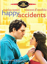 IFC's HAPPY ACCIDENTS rare Romance dvd VINCENT D'ONOFRIO Marisa Tomei 2001