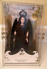 "Maleficent Royal Coronation Custom PaintedAngelina Jolie Jakks Pacific 12"" Doll"