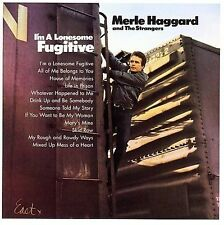I'M A LONESOME FUGITIVE/BRANDED MAN BY MERLE HAGGARD AND THE STRANGERS (CD-2006)