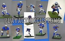 Choice of 1 Detroit Lions Custom Action Figure made w/ Mcfarlane NFL