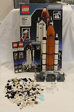 LEGO SPACE SHUTTLE ADVENTURE W/ BOX & INSTRUCTIONS INCOMPLETE