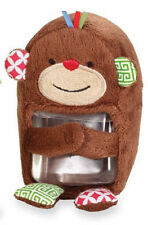 NWT MUD PIE BABY Ouch Pouch Ice Pack Boo Boo Monkey
