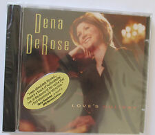 DENA DEROSE - LOVE'S HOLIDAY CD - BRAND NEW