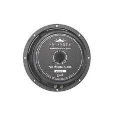 """EMINENCE KAPPA PRO 10A: Mid-Bass 10"""" Pro Woofer 8 Ohms 500/1000MP Watt Speaker"""
