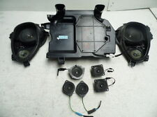 MERCEDES SL500 03-06 BOSE SPEAKER SET 10 SPEAKERS 8 PIECES AUDIO SOUND SYSTEM