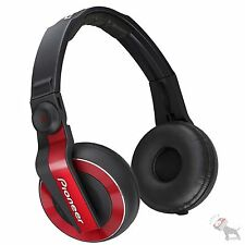 Pioneer HDJ-500-R Red DJ Headphones