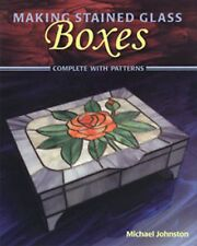 Stained Glass Pattern Book - Making Stained Glass Boxes