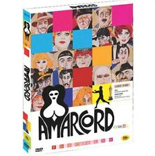 Amarcord (1974) DVD (Sealed) ~ Federico Fellini