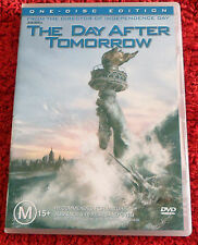 DVD.The Day After Tomorrow/  Dennis Quaid, Jake Gyllenhaal /(M15+)/ Reg PAL 4