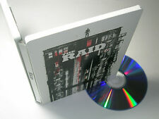 THE RAID   Limited Steelbook Edition [ GERMANY ] ( Region ' B ' blu-ray!! )