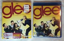 Glee Complete First Season (4 disc Blu Ray box set) new sealed From Best Buy $55