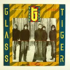 "12"" LP - Glass Tiger - The Thin Red Line - B940 - washed & cleaned"