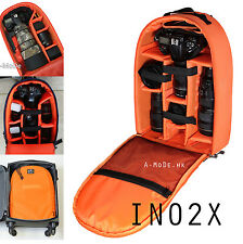 Large Backpack Case Camera insert Bag For Nikon for Canon padded A-MoDe