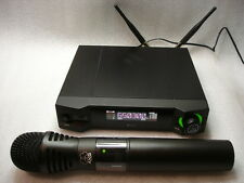 AKG Wireless Audio SR4500 Receiver HT4000 hand Mic Transmitter D3800WL1 Mic Head