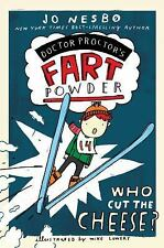 Who Cut the Cheese? (Doctor Proctor's Fart Powder)-ExLibrary