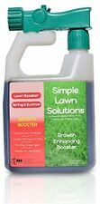 Extreme Grass Growth Lawn Booster- Natural Liquid Spray Concentrated Fertilizer