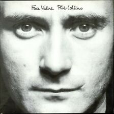 Phil Collins Face Value Lp with  In The Air Tonight