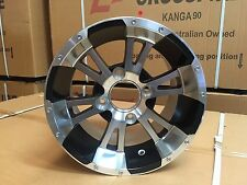 "Crossfire Aluminium Wheel Atv 4x110 12""x8"" Utv Rims"