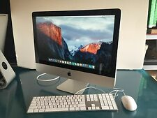 "Apple iMac (MC309LL/A 21.5"" Mid 2011) 2.5GHz Core i5, 8GB, 1TB, OS X El Capitan"