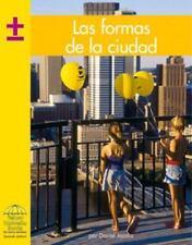 Las formas de la ciudad (Math - Spanish) (Spanish Edition)