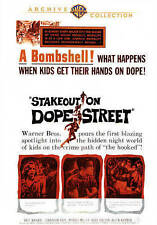 Stakeout on Dope Street (DVD, 2016)