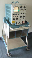 TEKTRONIX Type 575 Transistor Curve Tracer With Unit On wheels Oscilloscope