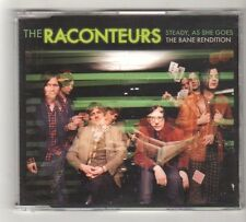 (FZ847) The Raconteurs, Steady As She Goes - 2006 DJ CD